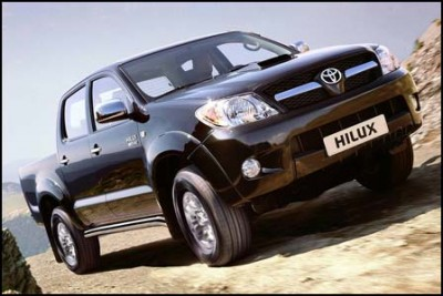 Toyota Hilux 2006 radiators in stock