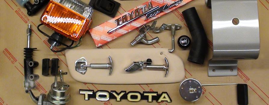 Toyota Landcruiser Parts Toyota Spare Parts