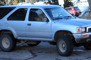 1990-91_Toyota_4Runner-parts